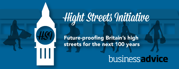 Business Advice Magazine launches High Streets Initiative: featuring SaveTheHighStreet.org